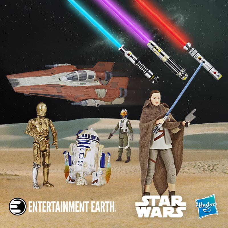 EntertainmentEarth.com Up to 45% off Daily Deals